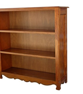 MADRID LOW BOOKCASE