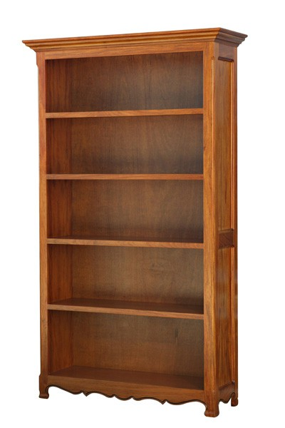 MADRID HIGH BOOKCASE