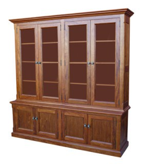LIBRARY UNIT/BOOKCASE