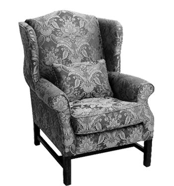 AMERICAN WING CHAIR