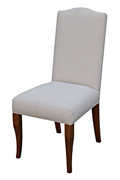 PROVINCIAL UPHOLSTERED CHAIR
