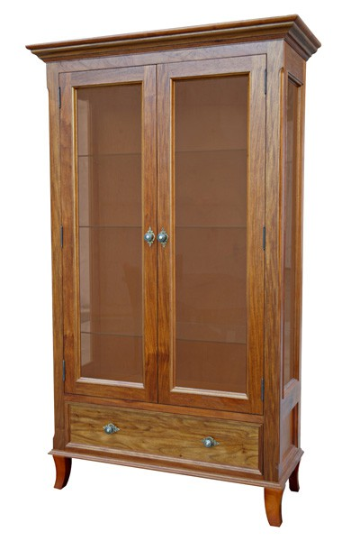 PROVINCIAL DISPLAY CABINET
