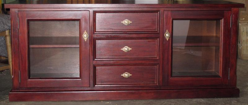 AUBURN TV ENTERTAINMENT UNIT CUSTOM DESIGN