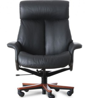 IMG LEATHER COBRA OFFICE CHAIR