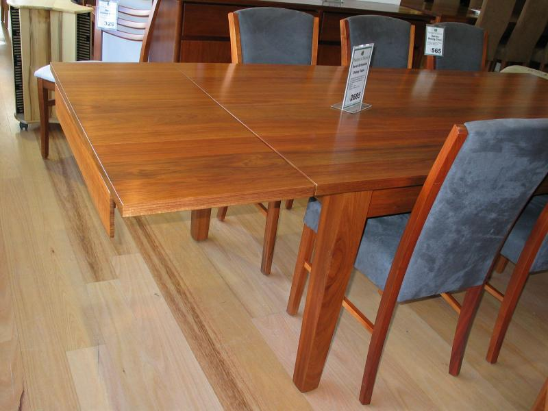 DOVER DINING EXTENSION TABLE
