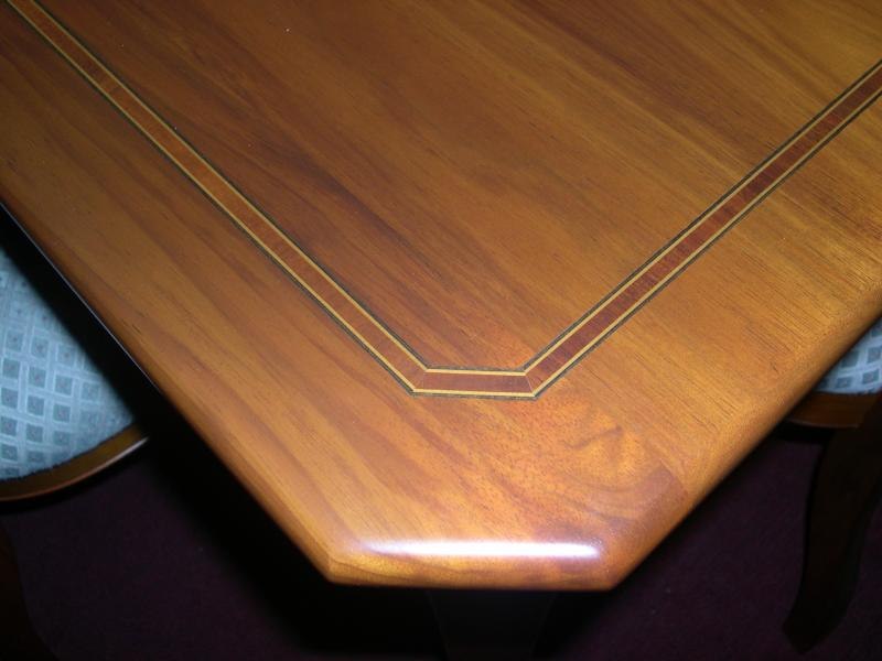 PARIS TABLE TOP WITH INLAY