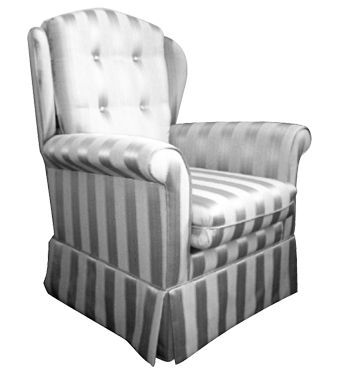MELBOURNE WING CHAIR