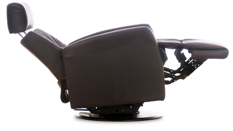 IMG LEATHER DIVANI RECLINER CHAIR