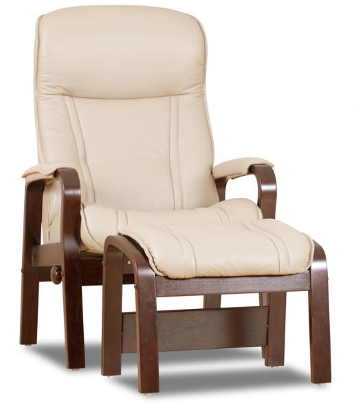 IMG LEATHER JADE RECLINER CHAIR