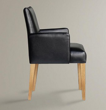 LEO CARVER DINING CHAIR