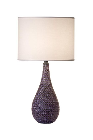 SIRROCCO LAMP WITH SHADE