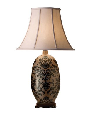 ALLEGRO LAMP WITH SHADE