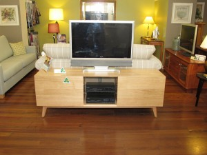 Hastings Specialty Furniture TV Stand