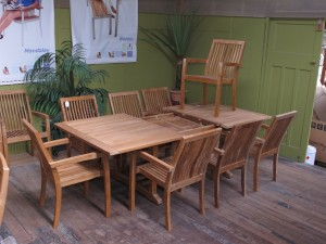 Specialty Furniture Dining Table NSW