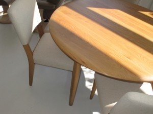 Hastings Specialty Dining Table